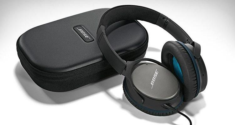 Bose QuietComfort 25 android promotion casque audio