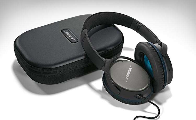 Bose QuietComfort 25 android promotion casque audio