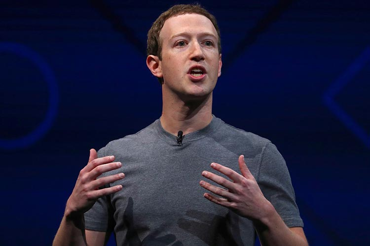 Mark Zuckerberg réparer Facebook