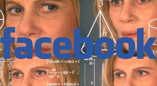 facebook unité temps