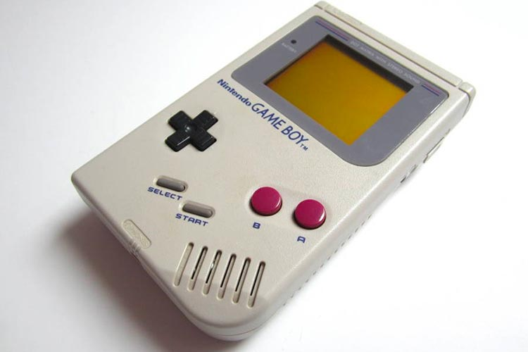 retrogaming game boy 8 bits