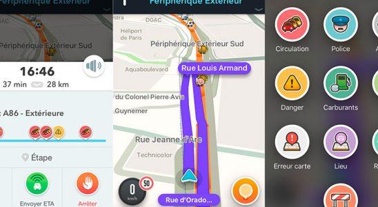 application GPS hors ligne