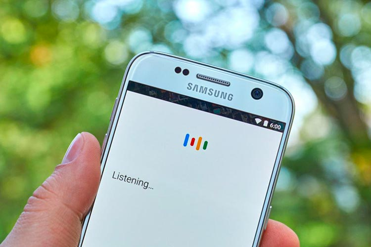 utilisation commande OK google android
