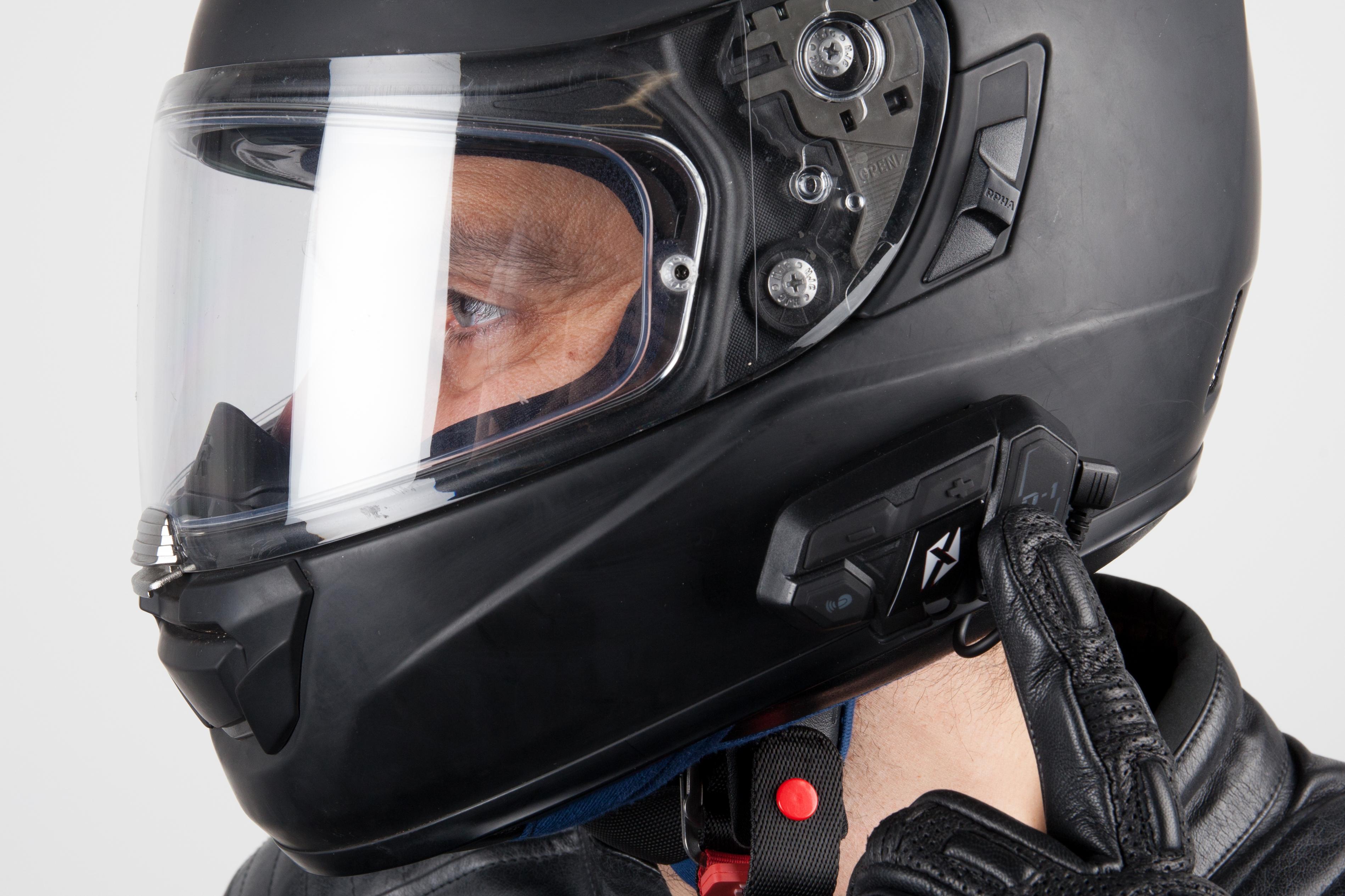 intercom moto