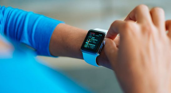 localiser Iphone apple watch
