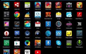 télécharger et installer aptoide pour android