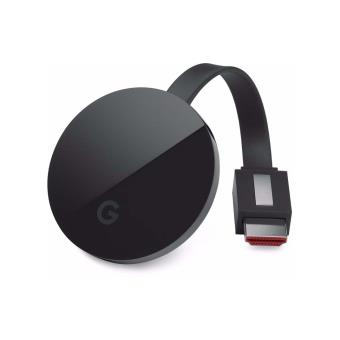 Google Chromecast Ultra test