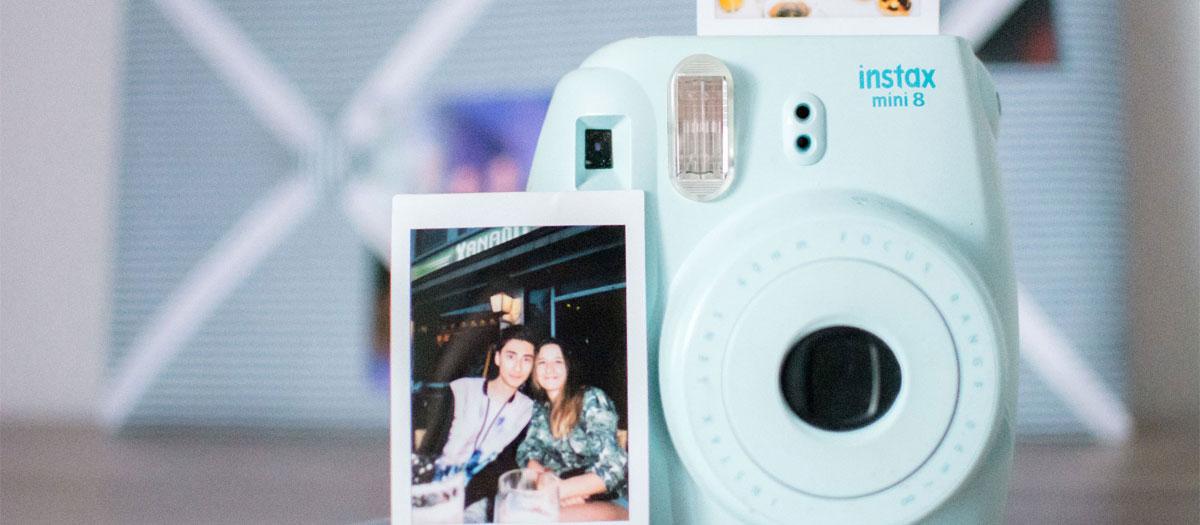 achat appareil photo Polaroid