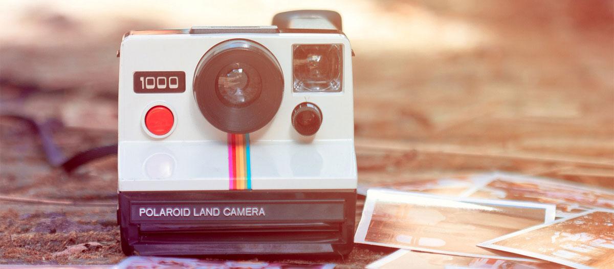 comparatif appareil photo Polaroid