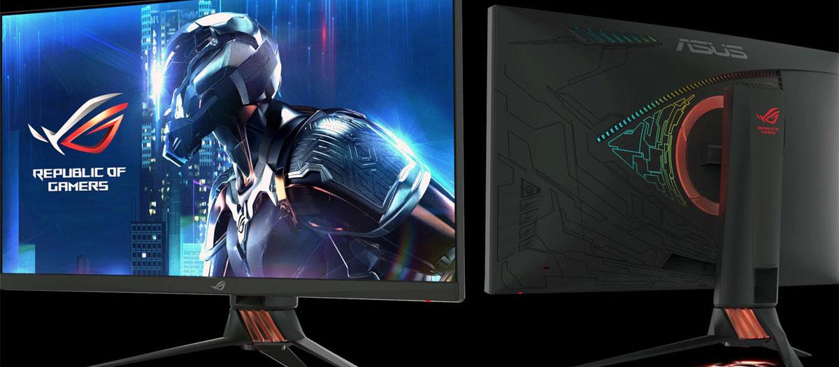 comparatif écran PC gamer