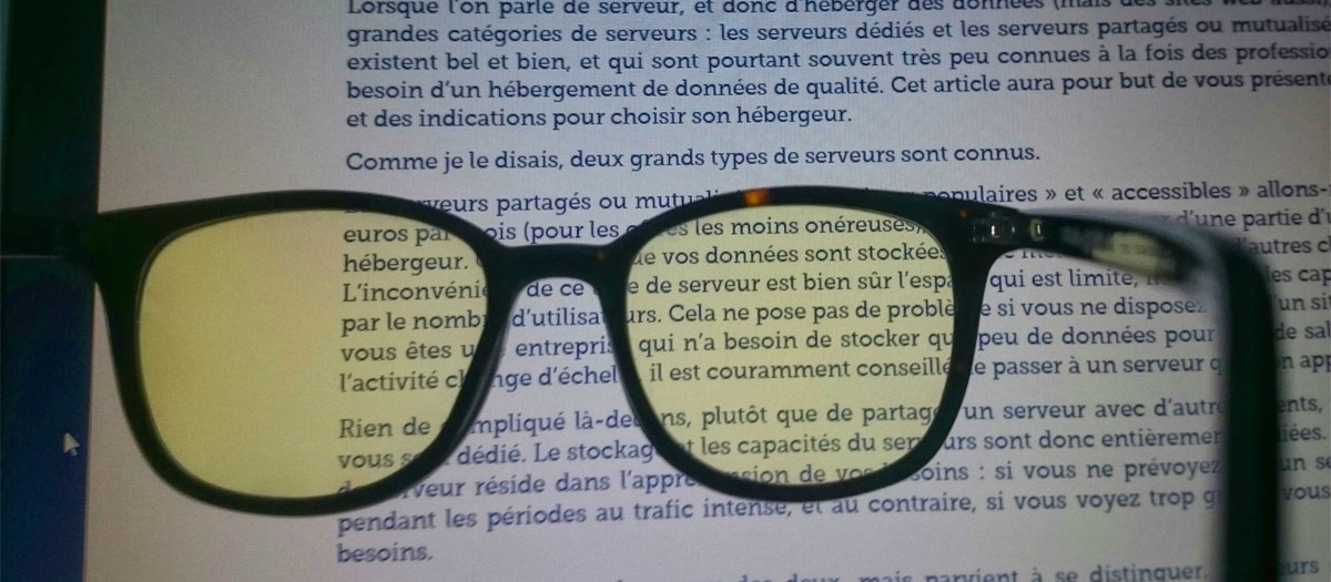 5dba350bf669a ▷ Comparatif des Meilleures Lunettes Gamer - Guide Avril 2019