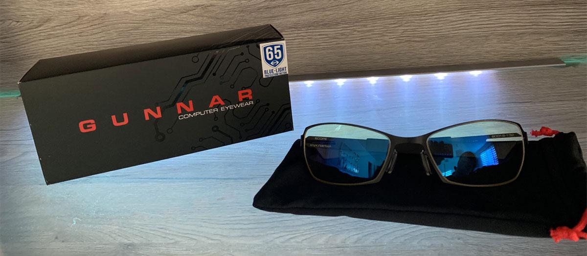 prix lunettes gamer