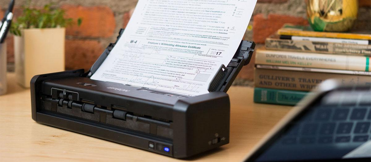 scanner pas cher