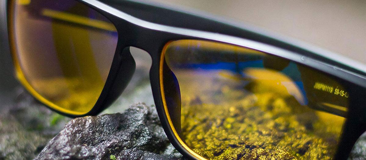 test lunettes gamer