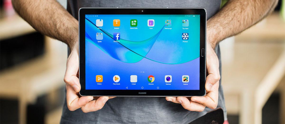 test tablette pour enfant