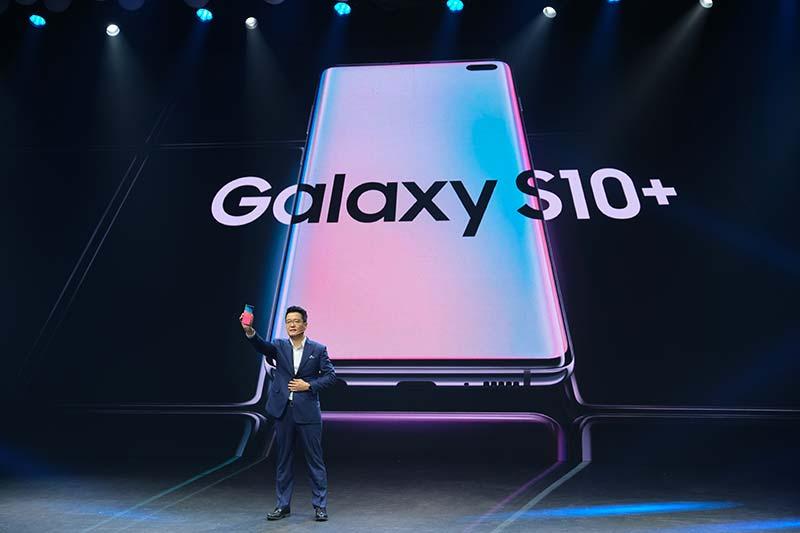 Le nouveau Samsung Galaxy S10 propose un wallet intégré pour crypto-monnaies