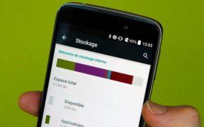 3 astuces pour libérer de la mémoire sur votre smartphone