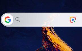 Comment retirer la barre de recherche Google sur Android ?
